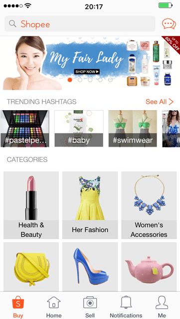 Shopee-Summer-App
