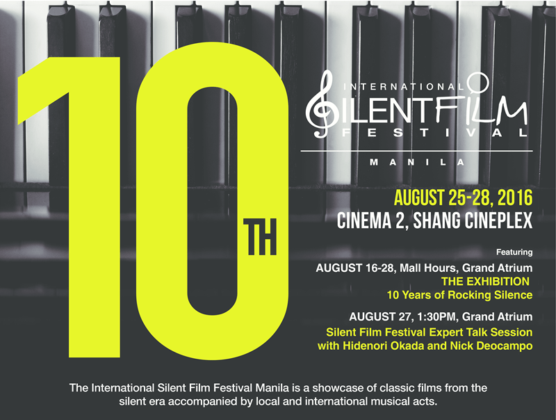 [Film] Guide to the 10th International Silent Film Festival
