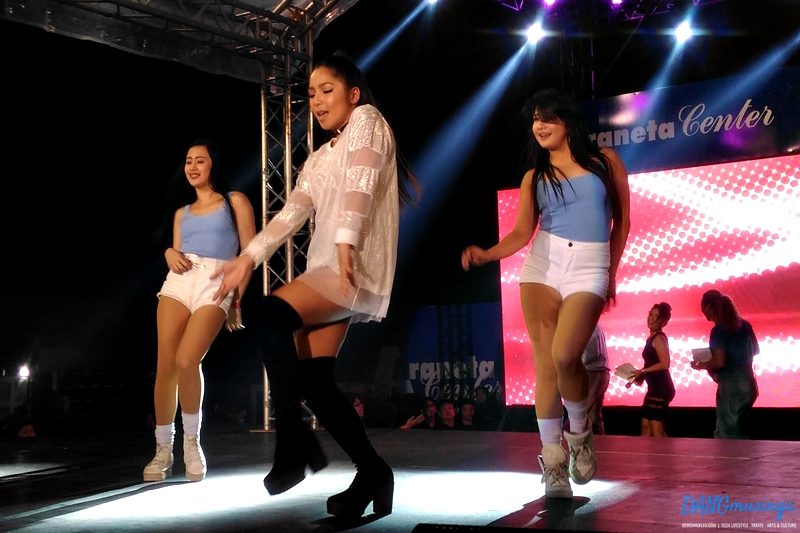 "Former PBB housemate Dawn Chang danced to Arianna Grande's ""Side to Side"""