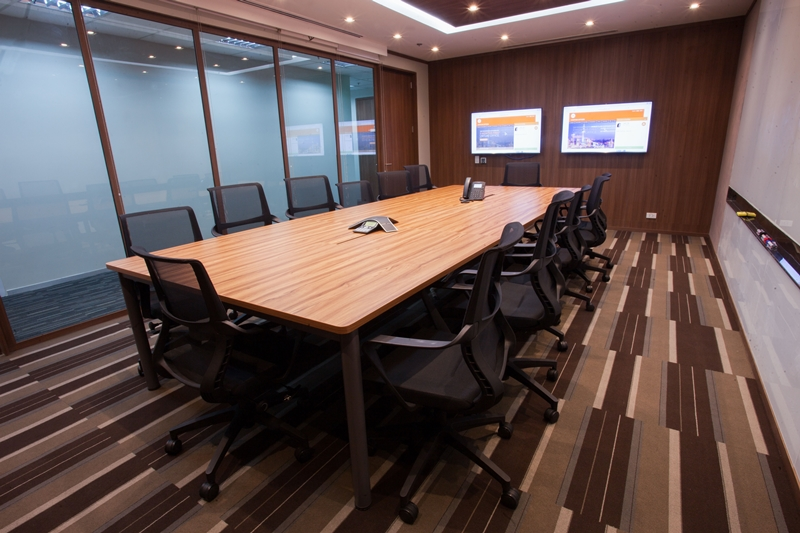 Compass Offices BGC Boardroom