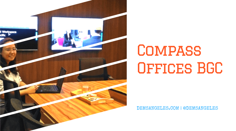 Compass Offices BGC