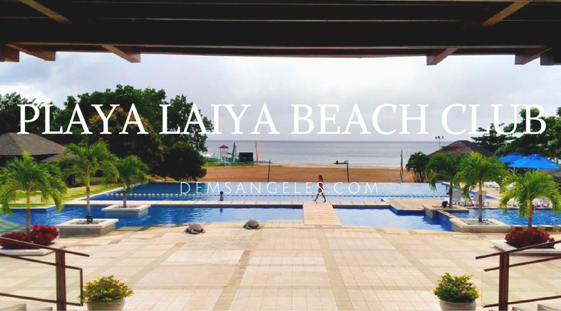 Daytrip Near Manila: Playa Laiya Beach Club, Batangas