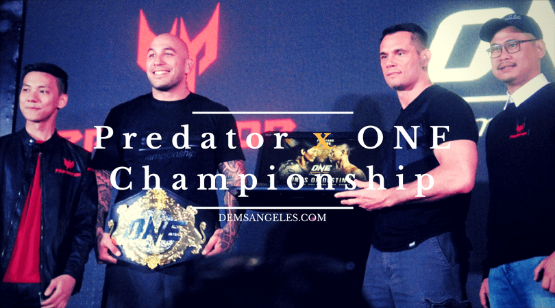 Predator Philippines and ONE Championship teamed up for ONE: KING OF DESTINY