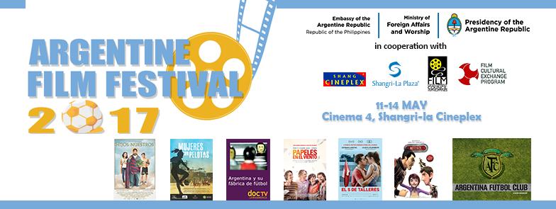 [Film] Football through Argentine Cinema #ArgentineFilmFestShang