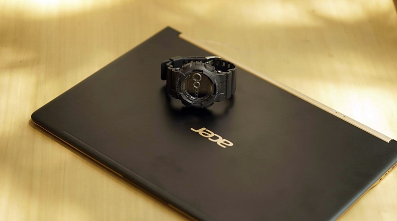 #TimeForUs to get a FREE G-Shock watch with every Acer laptop purchase