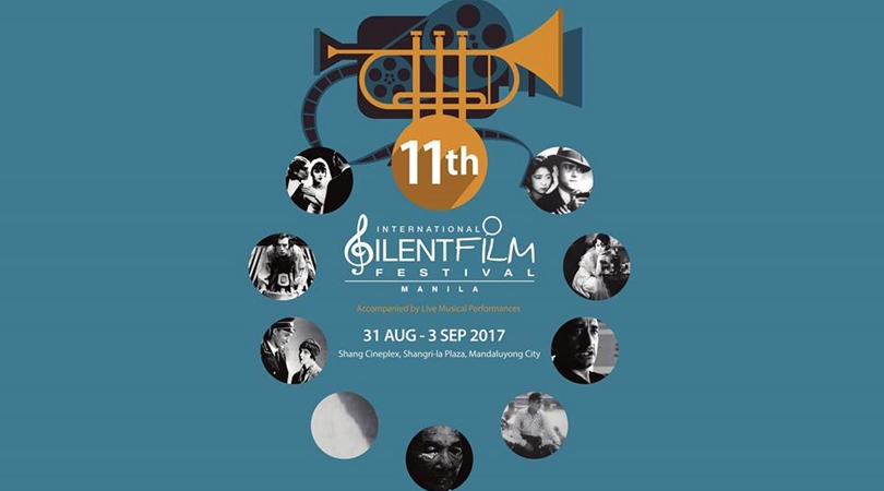 [Film] 11th International Silent Film Festival Manila