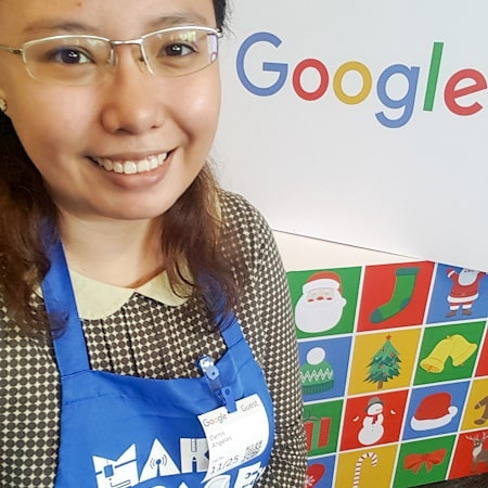 Spent the morning with Google amp kids of Virlanie Foundationhellip