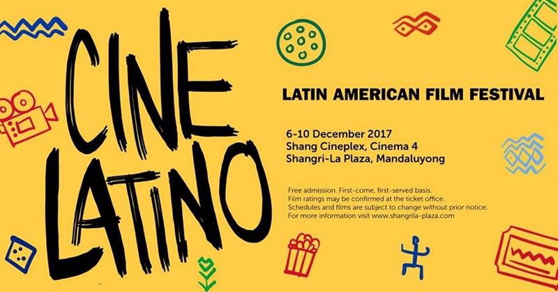 [Film] Cine Latino, Latin American Film Festival