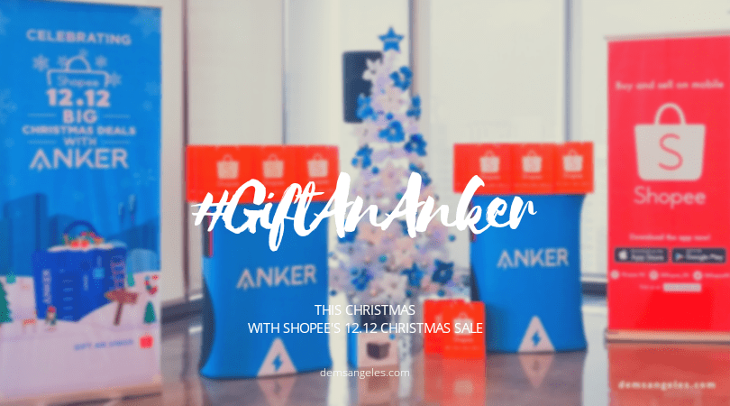 Gift an Anker in this season of giving