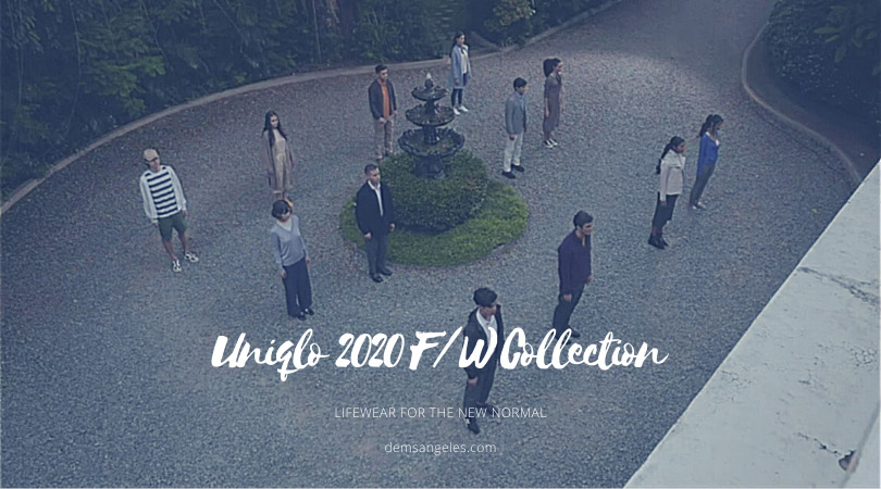 Uniqlo 2020 Fall/Winter Collection Lookbook