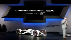 Chevrolet chaparral 2X presentacion