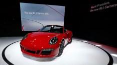Porsche cabriolet GTS presentación