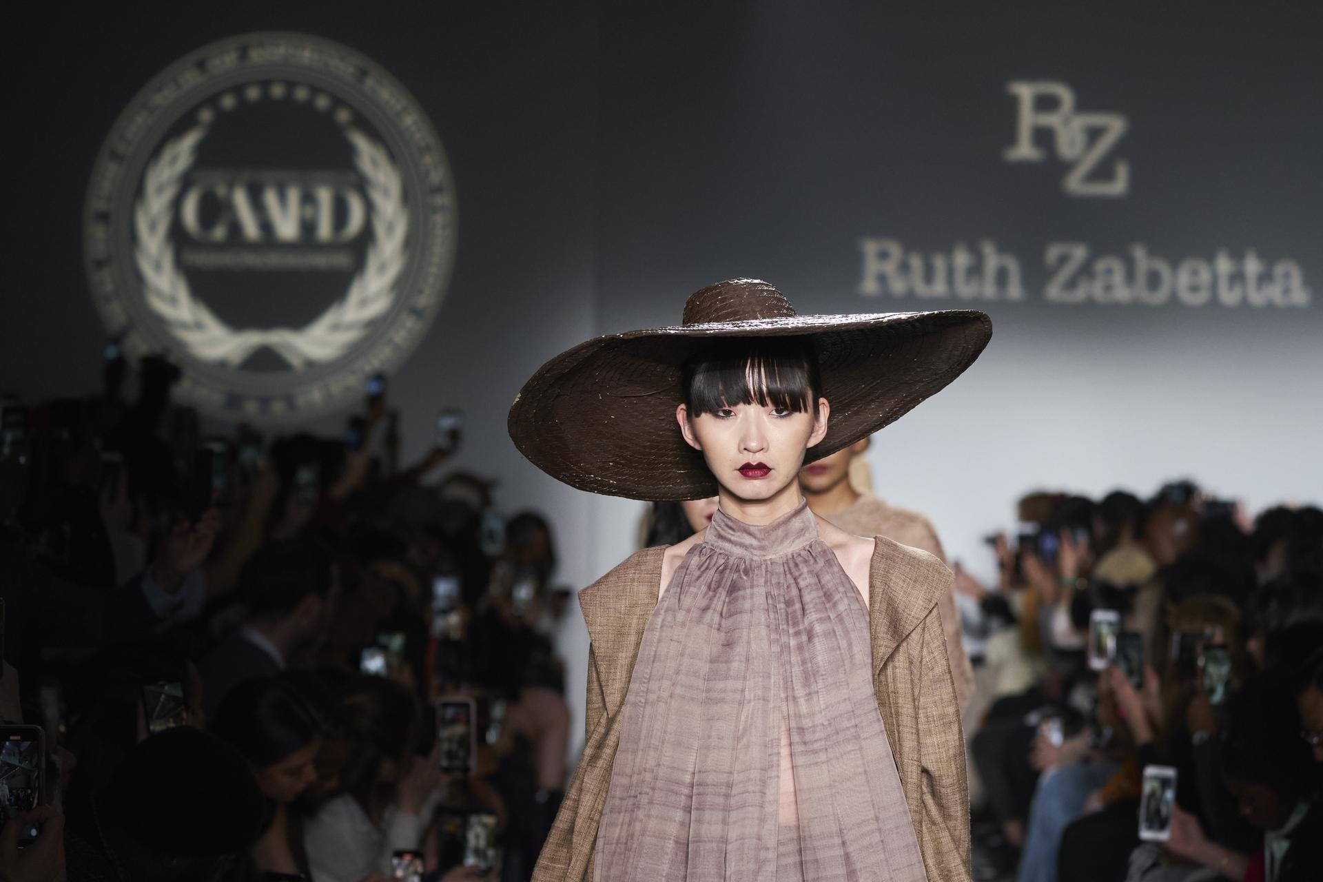 Caafd Selected Designers Received Rave Reviews During New York Fashion Week Fall Winter 2020 Showcase