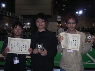 中型ロボットリーグとシミュレーションリーグで準優勝