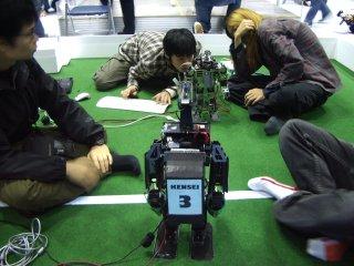 Robot Festival 07 セットアップ
