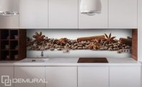 Spices aroma - Kitchen wallpaper mural - Photo wallpapers ...