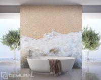 Sea breeze - Bathroom wallpaper mural - Photo wallpapers ...