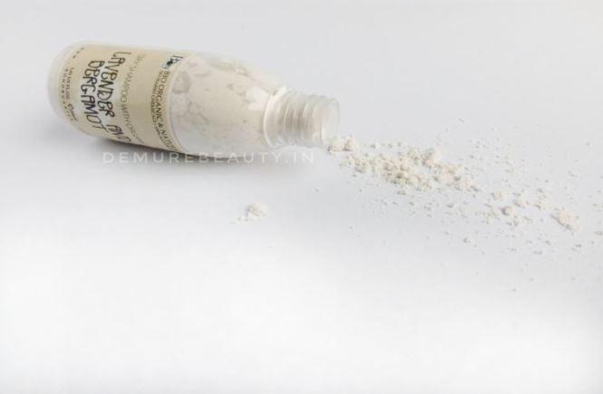 bon organics dry shampoo