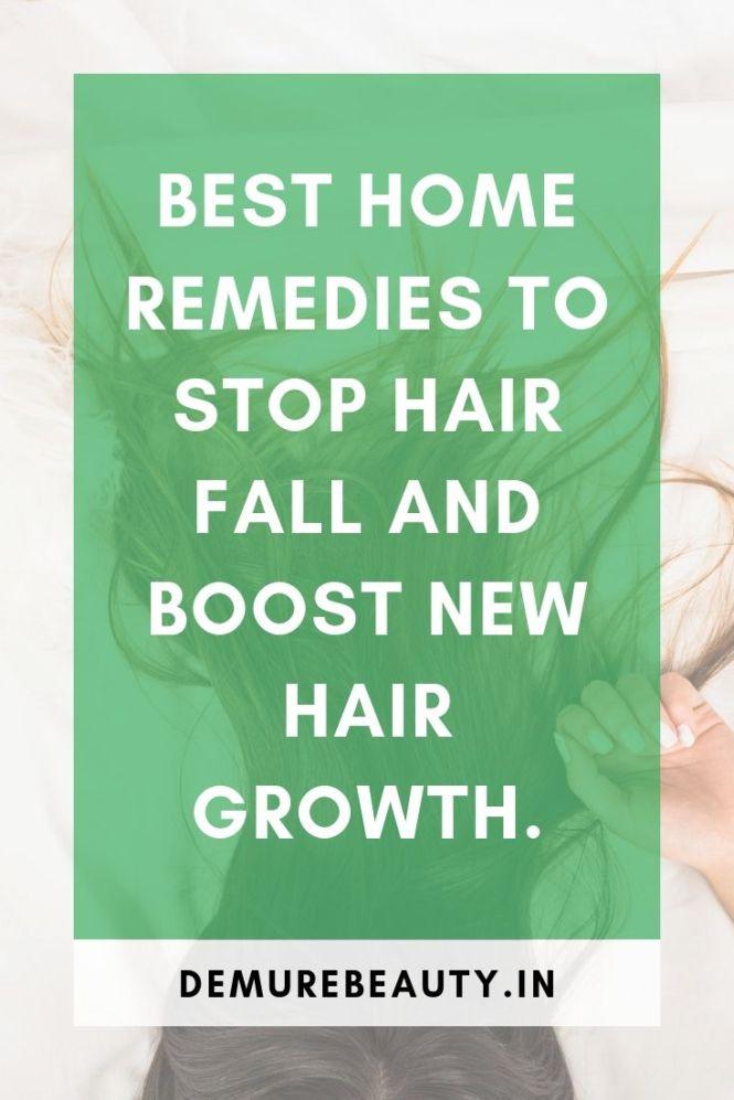 best hair growth remedies