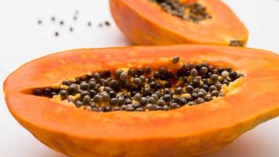 papaya for sun tan