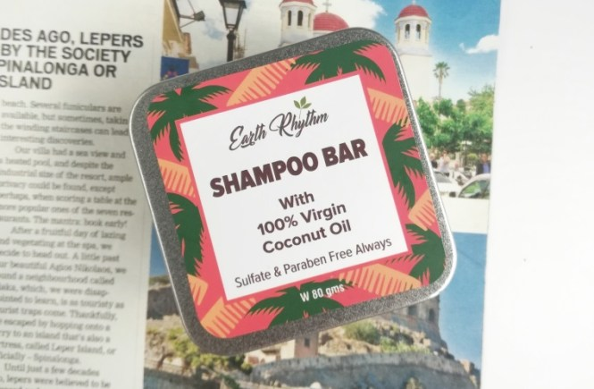 soapworks india coconut shampoo bar