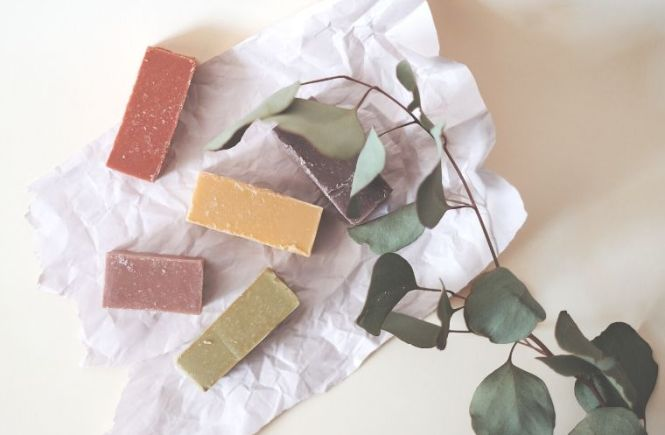 handmade coldpressed soap india