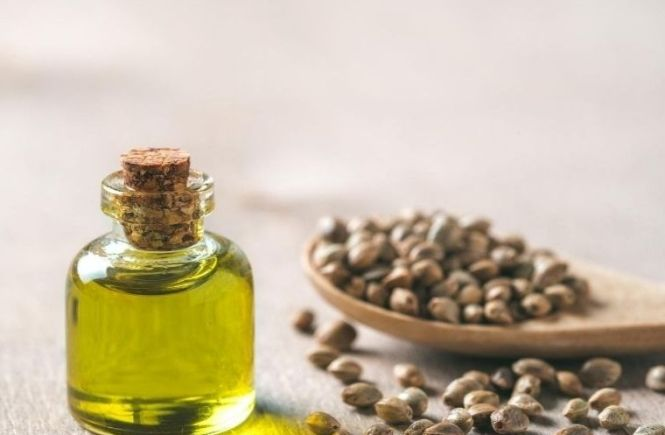 hemp seed oil for skin