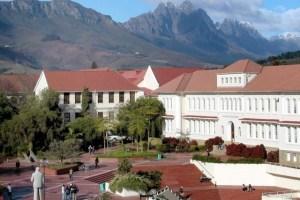 Stellenbosch University Blackboard Login