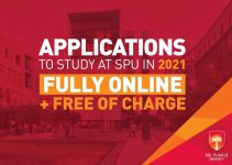 Sol Plaatje University Will Not Accept Manual Application for 2021