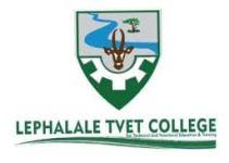Lephalale TVET College Prospectus 2022 – PDF Download