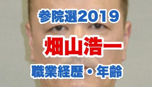 畑山浩一(N国党)の職業経歴や年齢と公約 アベノミクス評価と静岡から出馬する理由を調査