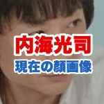 内海光司の現在の顔画像