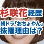 杉咲花の顔画像