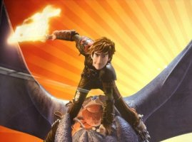 Hiccup-Toothless