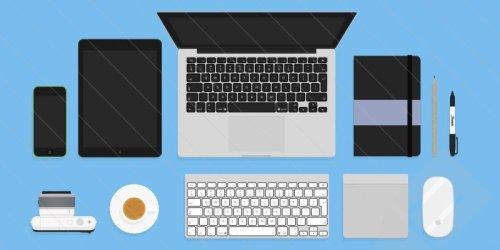 Designer Essentials Flat Design 1