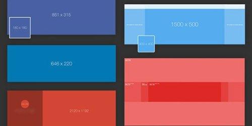 branding social media template - Free Perfected Social Media Branding Templates