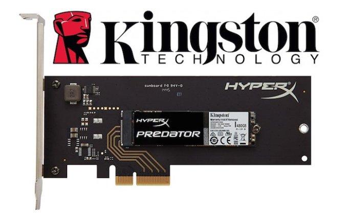 Kingston-HyperX-Predator-SSD-PCIe