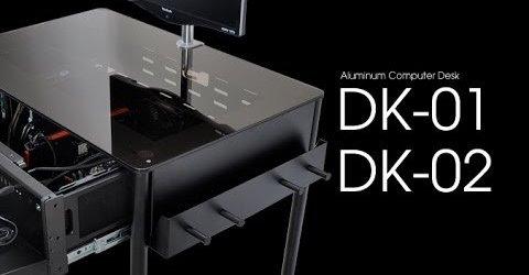 Preview: Desk PC Chassis by Lian Li 14