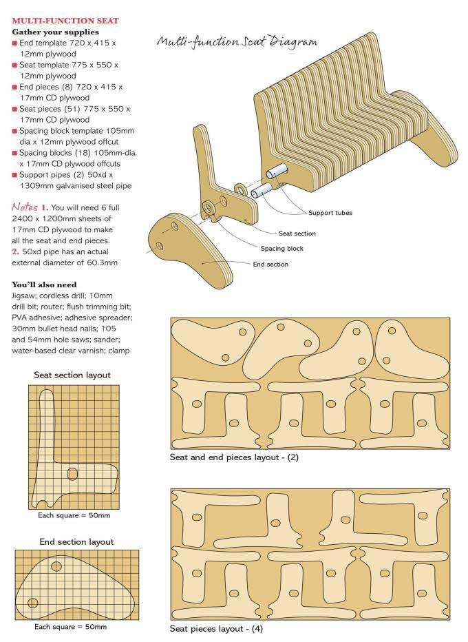 multi-function-seat