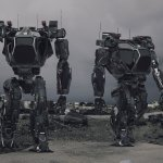 Meet METHOD 2 – Giant Mech Suit By Hankook Mirae Tech