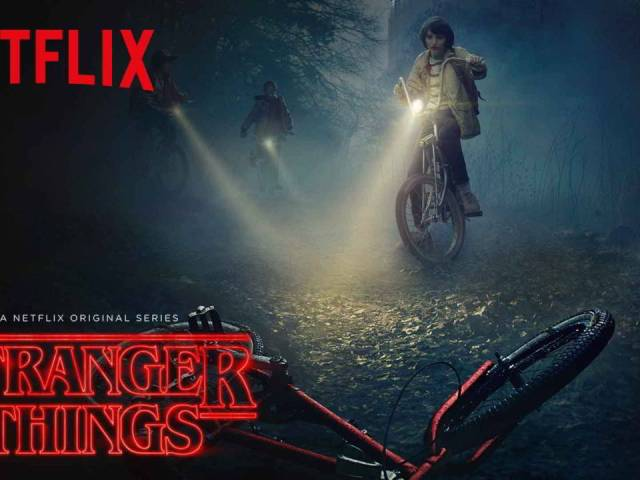 Try the Netflix – Stranger Things 360 Experience
