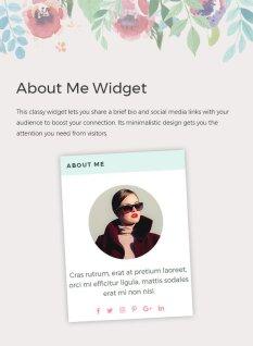 about-me-widget