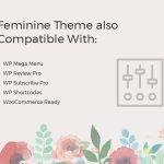 feminine theme compatibility - Feminine WordPress Theme For Fashion, Lifestyle, Travel and Beauty Bloggers