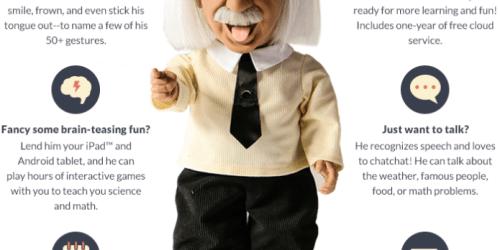 Professor Einstein...Your Personal Genius Robot 7