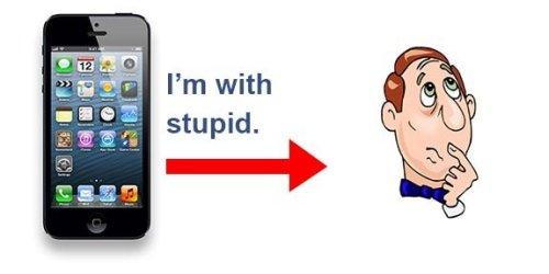 smartphone make us stupid - Smartphones making us STUPID