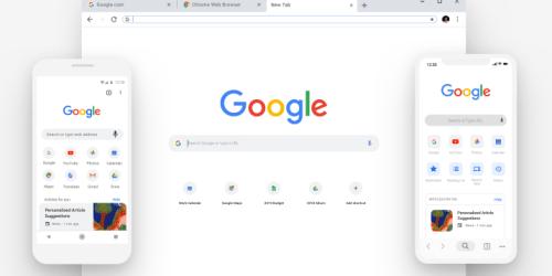 Google Chrome New Look 16