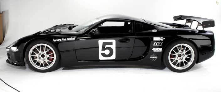 GTM Black-Racing