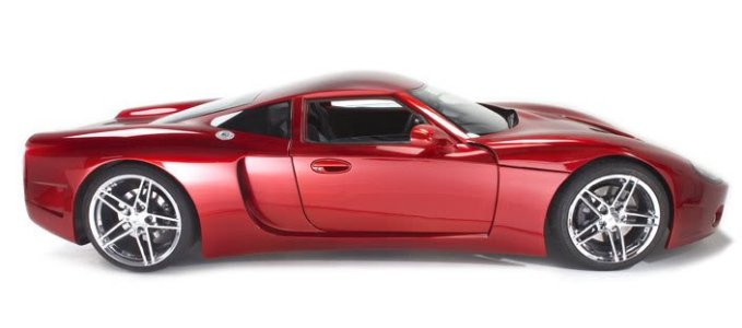 GTM Candy Red