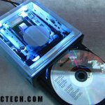DIY Guide for Creating a Clear Window in any 5.25 Optical Drive