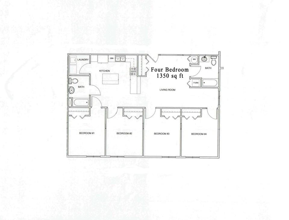 Wilbert Square 4 Bedroom